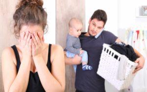Ripple Effect of Postpartum Depression Novum Psychiatry