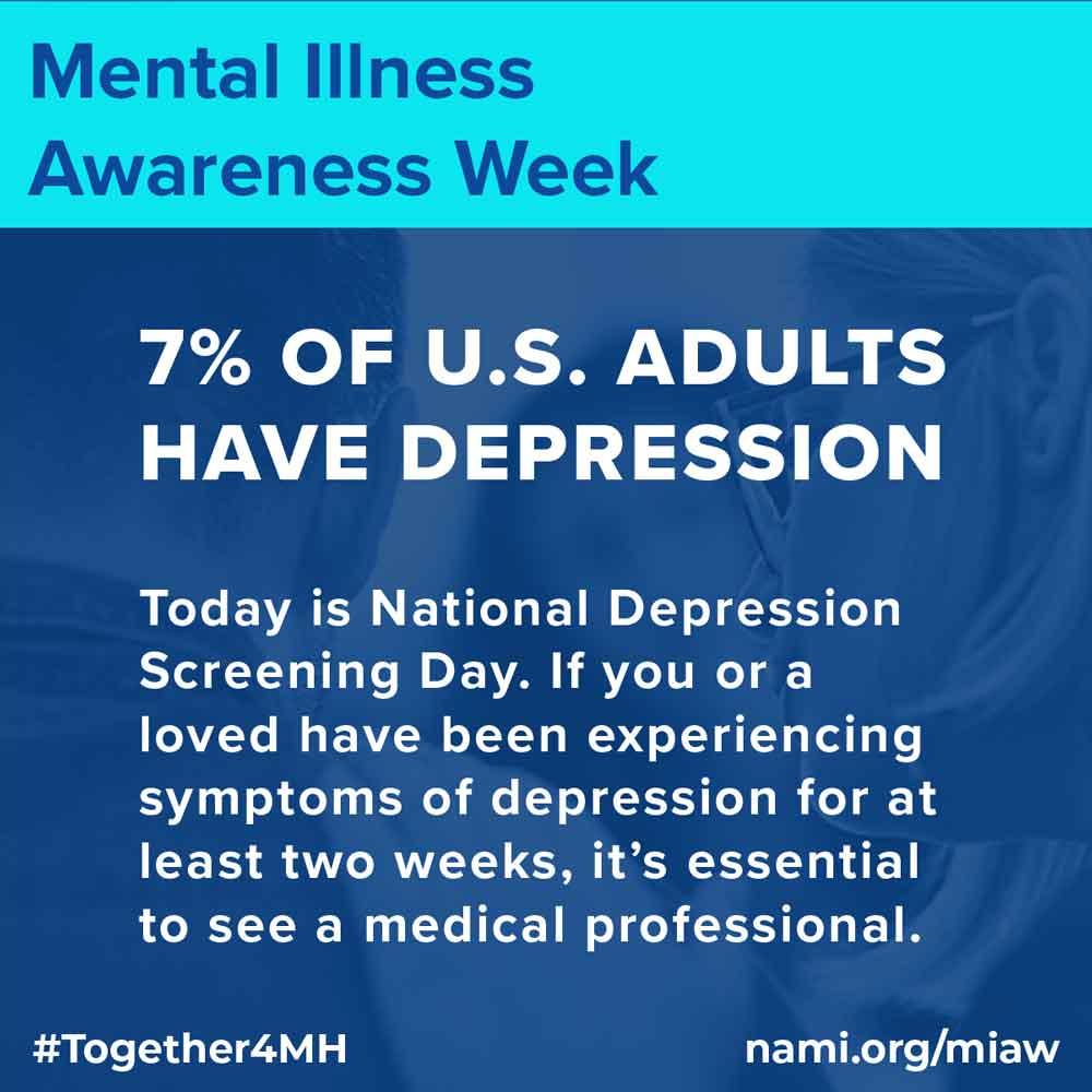 depression screening and treatment