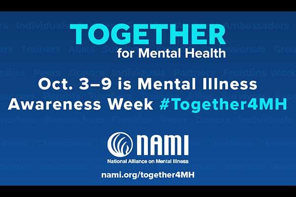 mental illness awareness week
