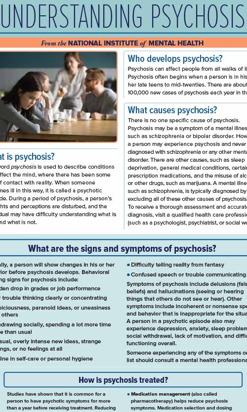 psychosis treatment